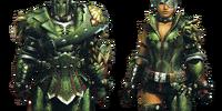 Vangis Armor (Gunner) (MH4U)