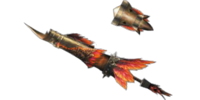 Feather Gunlance (MH4)
