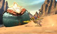 MH4U-Tigerstripe Zamtrios Screenshot 002