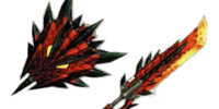 Hell Fire Axe (MH4)
