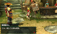 MHGen-Yukumo Village Screenshot 011
