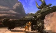 MH3U-Black Diablos Screenshot 001