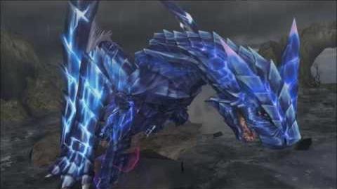 Monster Hunter Frontier G Original Soundtrack - ディオレックス (Diorekkusu) BGM