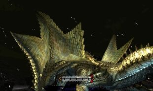 MH4U-Shagaru Magala Wings Break 001