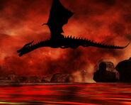 MHFO-Crimson Fatalis Screenshot 001