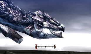MH4U-Silver Rathalos Head Break 002