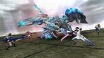 FrontierGen-Infinite Stratos x MHF-G Screenshot 001
