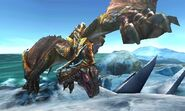 MH4U-Tigrex Screenshot 002