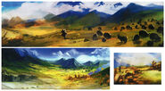 Monster-hunter-4-field-map-artwork-1