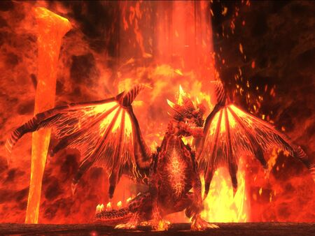 FrontierGen-Crimson Fatalis Screenshot 017