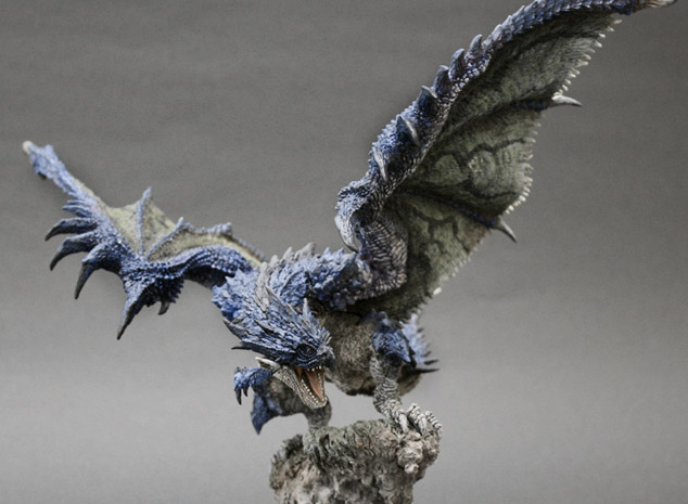 File:Capcom Figure Builder Creator's Model Azure Rathalos 002.jpg