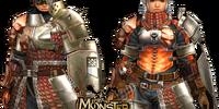 Hunter's S Armor (Gun)