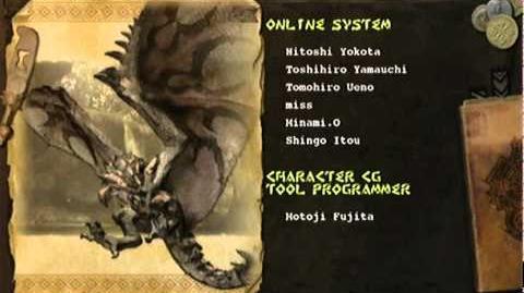 Monster Hunter 3 (Tri) - Spoken of Forever (Ending Credits)