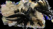 MH4U-Black Diablos Render 001