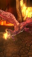 MHSP-Pink Rathian Screenshot 002