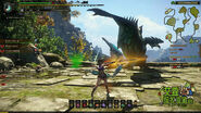 MHO-Azure Rathalos Screenshot 006