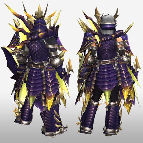 File:FrontierGen-Rebi G Armor (Gunner) (Back) Render.jpg