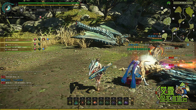 File:MHO-Azure Rathalos Screenshot 012.jpg