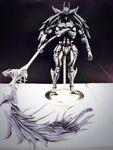 Play Arts Kai-Tetsuya Nomura Monster Hunter 4 Ultimate Collaboration Figure 001