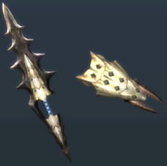 MH3U-Sword and Shield Render 003