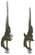 FrontierGen-Dual Blades 010 Low Quality Render 001