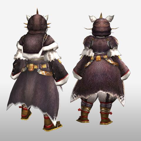 File:FrontierGen-Pokara G Armor (Blademaster) (Back) Render.jpg