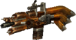 MHP3-Light Bowgun Render 013