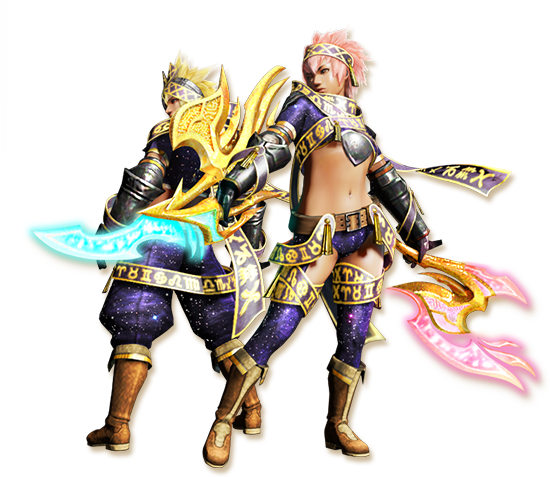 File:MH4-Dual Blades Equipment Render 002.png