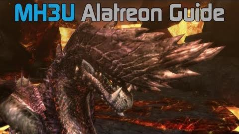 MH3U Monster Hunter 3 Ultimate - Alatreon Guide and Tutorial