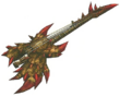 FrontierGen-Hunting Horn 009 Low Quality Render 001