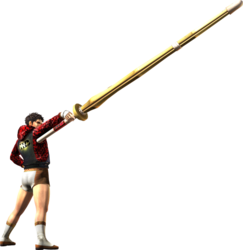 MH4G-Long Sword Equipment Render 001