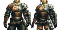 Hunter's Armor (Gunner) (MH3)