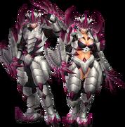 FrontierGen-Bureizu Armor (Both) Render 2
