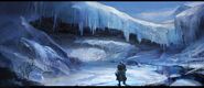 MHO-Yilufa Snowy Mountains Concept Art 006