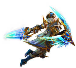 MH4G-Sword and Shield Equipment Render 004
