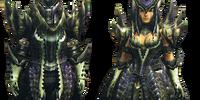 Escadora Armor (Blademaster) (MH3U)