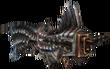 MHP3-Heavy Bowgun Render 002
