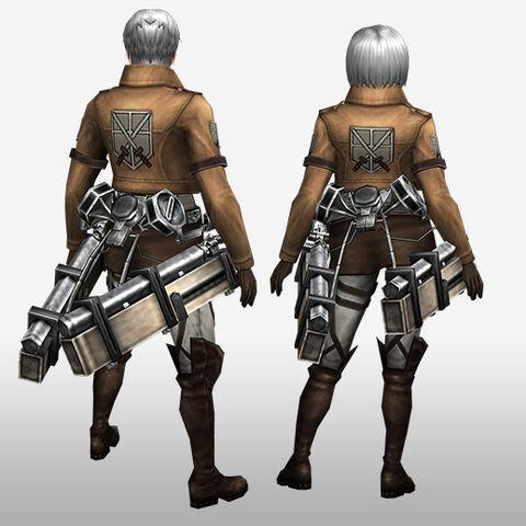 File:FrontierGen-Training Corps Armor (Both) (Back) Render.jpg