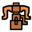 File:Heavy Bowgun Icon Orange.png