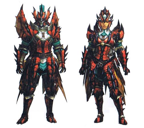File:MH3U-Rathalos X Armor Render.jpg
