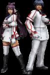 FrontierGen-IS Academy Armor (Both) Render 2