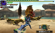 MHGen-Hyper Royal Ludroth and Ludroth Screenshot 001
