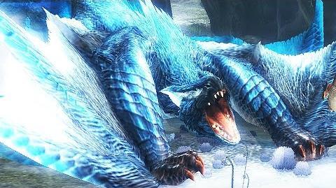 【MHF-G】蒼白く光る迅竜『ナルガクルガ』G級 初討伐!【蒼煌迅影(遷悠種)】フルHD