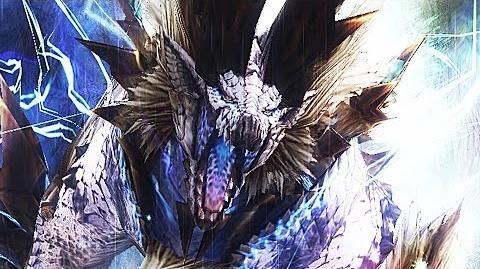 【MHF-G】雷刃覚醒、『極み吼えるジンオウガ』撃退クエスト&モーション紹介【最強クラスのモンスター】 フルHD