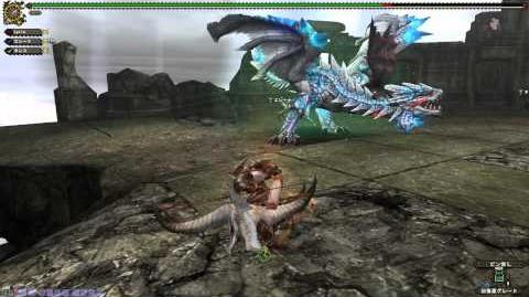 Monster Hunter Frontier G - ゼルレウス Zerureusu HR100
