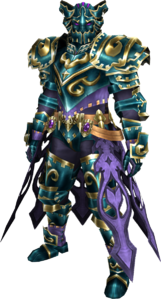 FrontierGen-Amista Armor (Male) (Both) (Front) Render 003