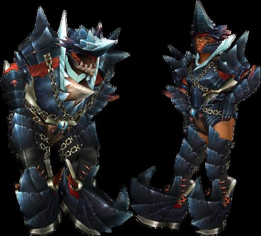 File:FrontierGen-Guren Armor (Blademaster) Render 2.png