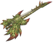 FrontierGen-Hunting Horn 010 Low Quality Render 001