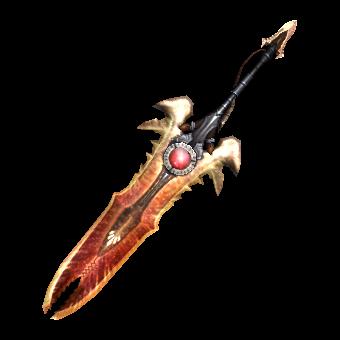 MH4-Great Sword Render 036