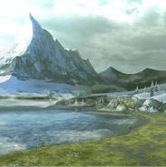 MHGen-Arctic Ridge Screenshot